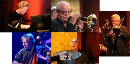 Richard Rousselet : From Duke to Monk Richard Rousselet (tp, flgh) Jean-Pol Danhier (tb) Yves Gourmeur (pn) Jean-Louis Rassinfosse (cb) Bruno Castellucci (dms)