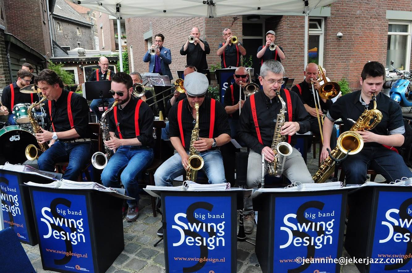 Big band Swing design