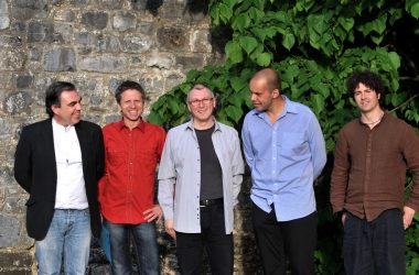 MIMI VERDERAME QUINTET Carlo Nardozza (tp), Kurt Van Herck (ts), Ewout Pierreux (pn), Werner Lauscher (cb), Mimi Verderame (dms, gt)
