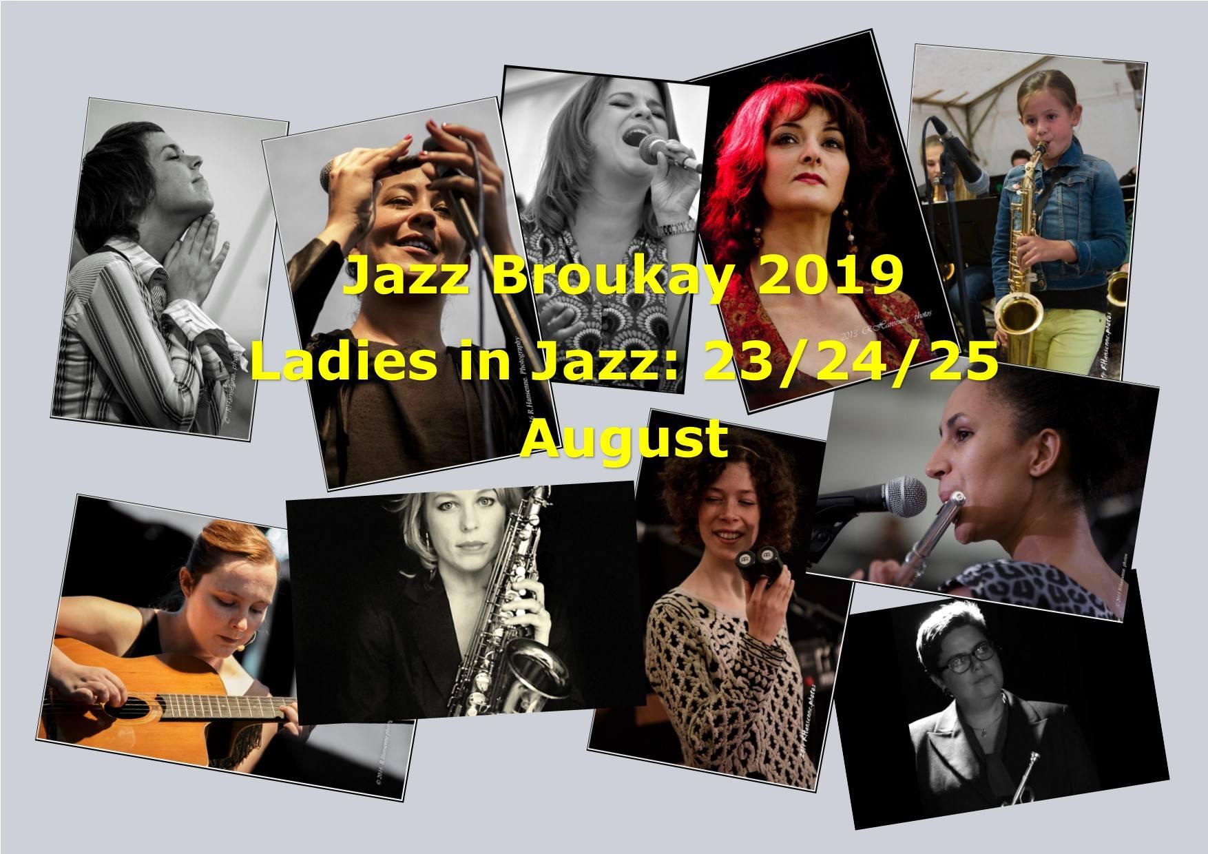 nous voulons faire honneur à la Jazz Woman